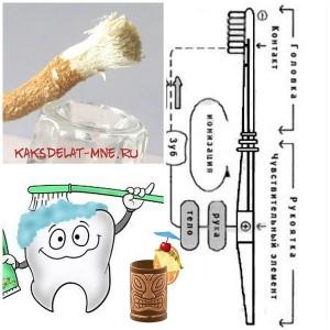 самая умная зубная щетка