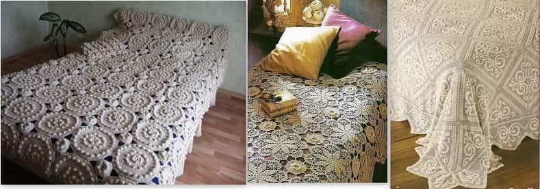 Покрывало - украшение любой комнаты, как выбрать покрывало