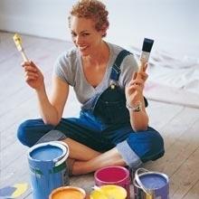 как выбрать краску для ремонта