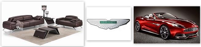 мебель от автомобильного бренда