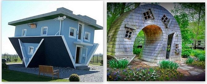 странные дома