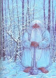 Дед Мороз Зюзя из Беларуси