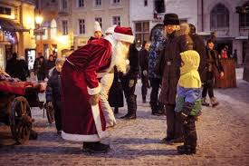 эстонский дед мороз
