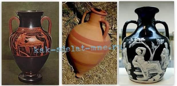 древняя ваза античная