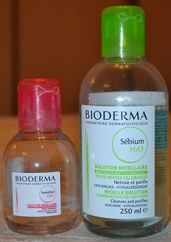 мицелярная вода bioderma
