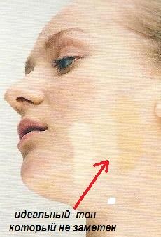тональный крем